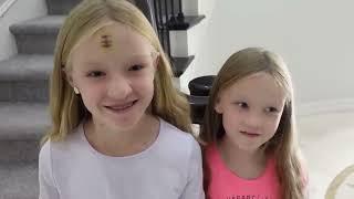 Real Food vs Pop It Food!!! Fidget Challenge with Babysitter Granny!