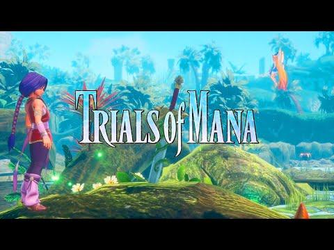 Trailer de Trials of Mana
