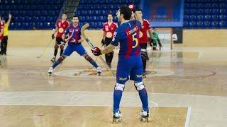 [HIGHLIGHTS] HOQUEI PATINS (OK Liga): FC Barcelona Lassa – El Vendrell (5-0)