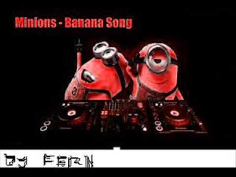 Banana Minions Electro (Dj Ludo Remix) - смотреть онлайн на