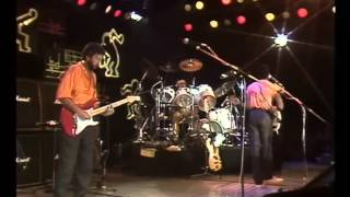Wanna Make Love To You   Eric Clapton Live 1986