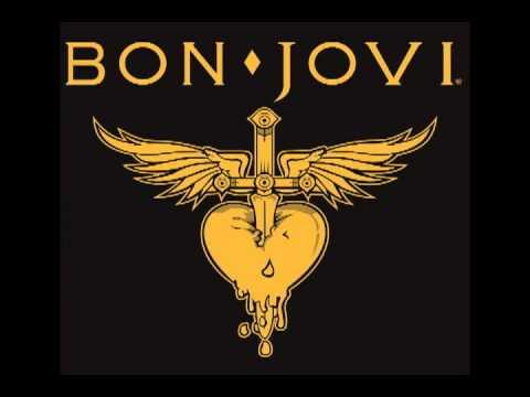 Bon Jovi - You Give Love A Bad Name [HQ]