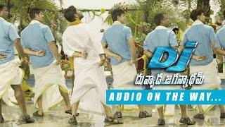 'DJ - Duvvada Jagannadham' Audio Teaser