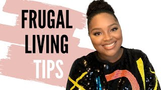 22 FRUGAL LIVING TIPS That Are Actually Realistic 🤔 | How To Save & Enjoy Life | Fo Alexander