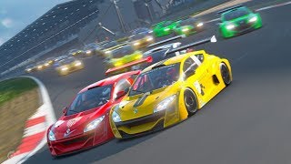 GT Sport - Daily Race Megane Trophy - Nonstop to victory?