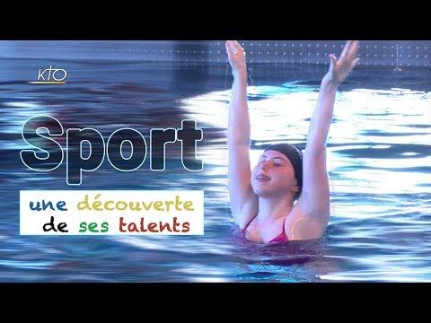 Sport, une découverte de ses talents (1/2)