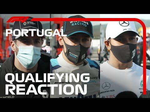 予選を終えた各ドライバーのコメントF1 第12戦ポルトガルGP(ポルトガル)