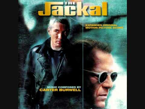 The Jackal - Suite (Carter Burwell)