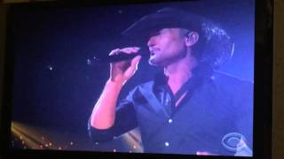 Tim McGraw ACM Performance Humble and Kind