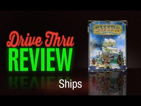 "[DriveThruReview] #441: ""Railways of the Sea"""