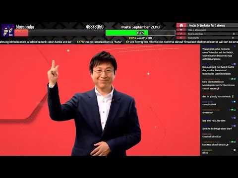 🔴 Nintendo Direct 14.09.2018 LETSPLAYmarkus Reaction