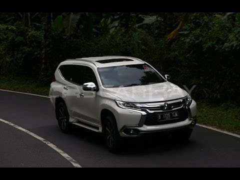 Explore Dewata with All New Mitsubishi Pajero Sport