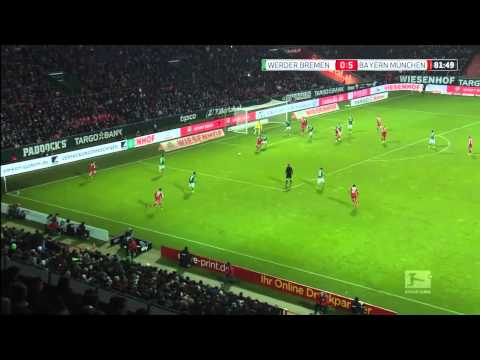 Bundesliga Top 5 Goals   Great Goals from Son, Ribery, Gotze and More on Matchday 15 mp4
