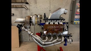 Finnegan's Garage Ep.69: How Heavy is This Turbo Hemi?