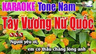 tay-vuong-nu-quoc-karaoke-loi-viet-tone-nam-nhac-song-thanh-ngan