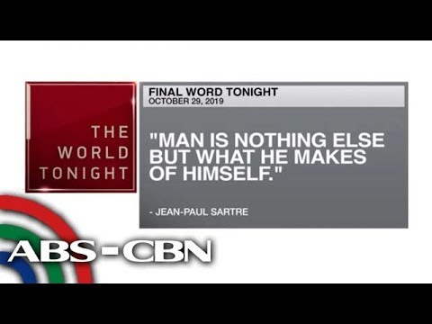 [ABS-CBN]  Final Word – October 29, 2019 | ANC