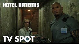 Trailer of Hotel Artemis (2018)
