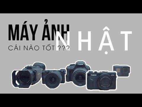 MÁY ẢNH NHẬT NÀO TỐT? || SONY HAY CANON? || nghĩa samuraichan
