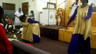 God is Good Ministry - There is a King in You by Donald Lawrence (1)