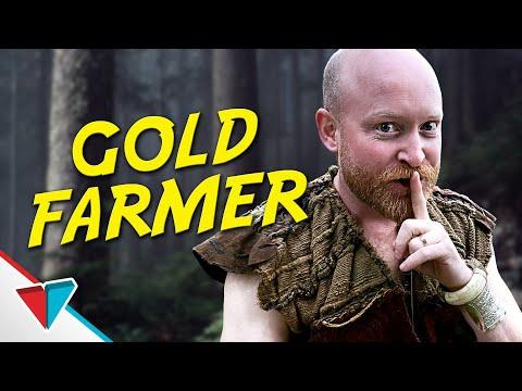 Obchodník se zlatem