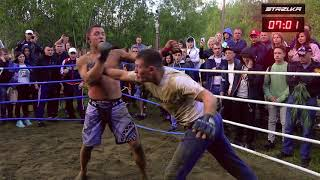 Old Farmer vs Champion of MMA !! Super Fight !!