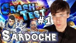 Pack SARDOCHE, Pack GOURMAND et Pack FDP - Crash Test #1