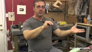 DIY: How to Set Up a 5-String Bass Part 1