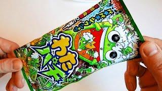 Посылка с eBay, Watapachi или японская взрывная вата ~ Вкусняшки ~