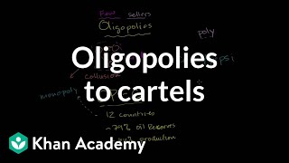 Oligopolies, Duopolies, Collusion, and Cartels