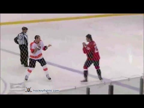 Derek Mathers vs Jaynen Rissling