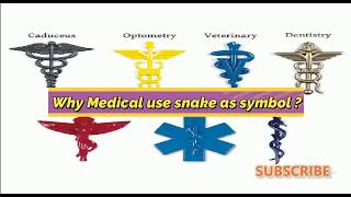 Why Medical Use Snake As Symbol?; The Rod of Asclepius. | Medico Star.