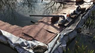 Что ловят на пруду в деревне мумы дор