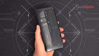 ZTE nubia Red Magic 6s Pro Review - The FASTEST Phone Tested!