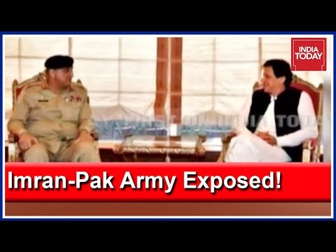 First On India Today: Pak Army Chief Bajwa Calls On PM Imran Khan | First Images