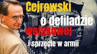 Cejrowski o defiladzie wojskowej i sprzęcie w armii 2019/08/20 Radiowy Przegląd Prasy Odc. 1012