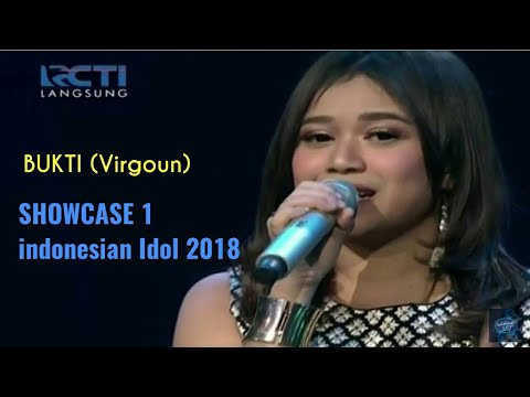 , title : 'GAGAL di awal, Bianca Jodie (BUKTI-Virgoun) SHOWCASE 1 Indonesian Idol 2018'