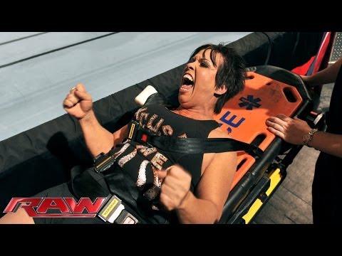 Vickie Guerrero vs. AJ Lee: Raw, Nov. 18, 2013 (видео)