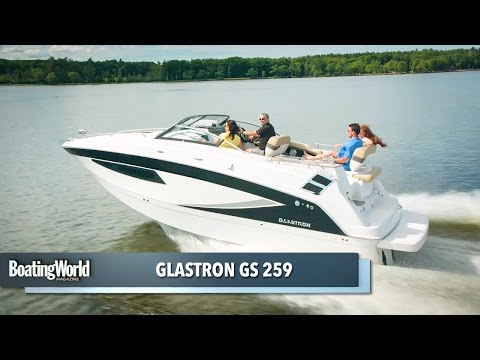 GLASTRON  GS 259 - 2017