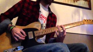 Aerosmith - Freedom Fighter Guitar Cover