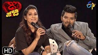 Sudheer | Rashmi | Pradeep | Funny Joke | Dhee Jodi | 9th January 2019 | ETV Telugu