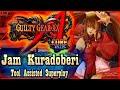 tas guilty Gear Xx Core Plus Jam Kuradoberi