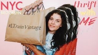 Come Thrifting + Shopping With Me in NYC | Brooklyn & Manhattan