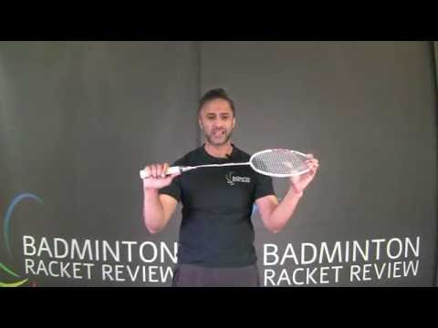 KARAKAL S70FF BADMINTON RACKET COURT TESTED! What a weight difference!!!