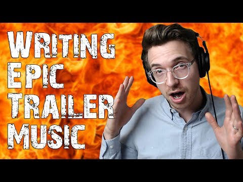 Writing Epic Trailer Music with Spitfire Symphony Orchestra