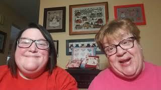 FlossTube #84 - Pam & Steph Pucker Up