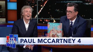 "Paul McCartney Has a New Children's Book, ""Hey Grandude"""