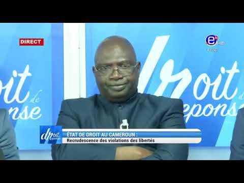 Replay : DROIT DE REPONSE DU DIMANCHE 15 NOVEMBRE 2020 - EQUINOXE TV