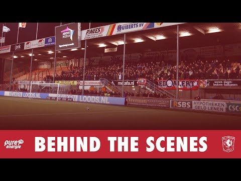 BEHIND THE SCENES | Come on boys!