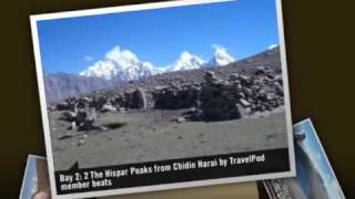 preview picture of video 'The route to Rush Lake, Days 1-3 Beats's photos around Hoper, Northern Areas, Pakistan (gilgit)'
