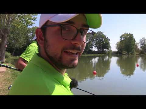 La pesca su una carpa come lavorare unattrezzatura ai ferri